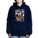 Punk Rock music fashion art and design Women's Hoo