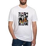 Punk Rock music fashion art and design T-Shirt