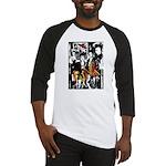 Punk Rock music fashion art and design Baseball Je