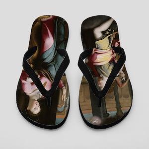 Di Tito - The Annunciation - Circa 1580 - Oil on P