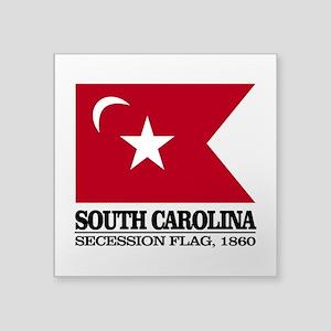 SC Secession Flag Sticker