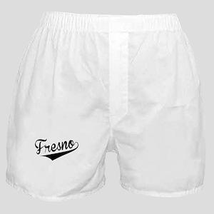 Fresno, Retro, Boxer Shorts