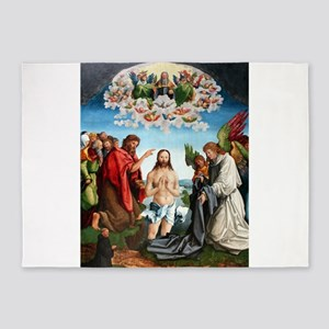 Traut - Baptism of Christ - 1517 - Painting 5'x7'A