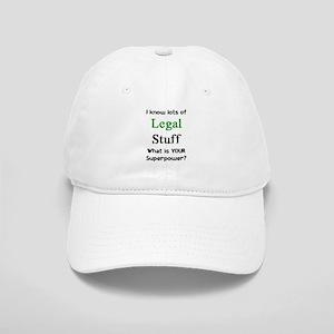 legal stuff Cap