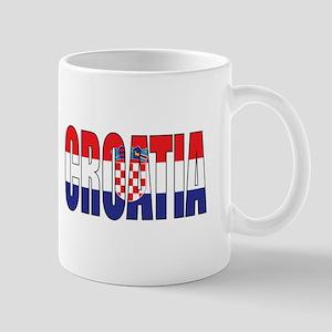 Croatia Mugs