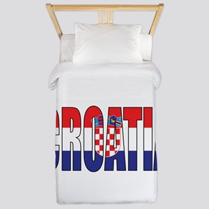 Croatia Twin Duvet Cover