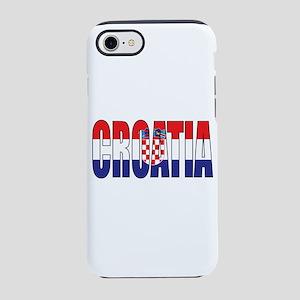 Croatia iPhone 7 Tough Case