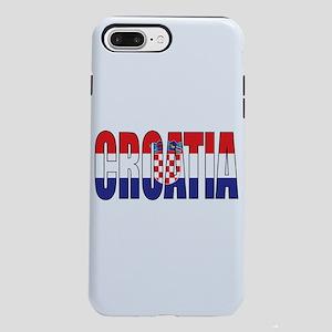 Croatia iPhone 7 Plus Tough Case