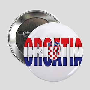 "Croatia 2.25"" Button"