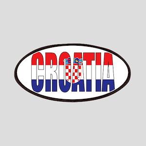 Croatia Patch