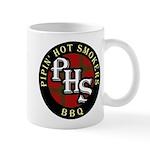 PHS Round logo Mugs