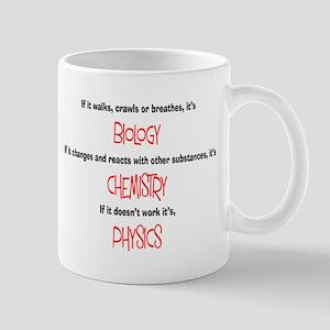 fUNNY PHYSICS 1 Mugs