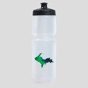 Aurora Borealis U.P. 2 Sports Bottle