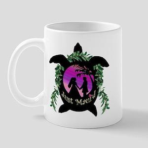 Just Maui'd Honu Logo Mug