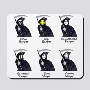 The Grim Reaper Mousepad