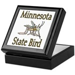 Minnesota State Bird Keepsake Box