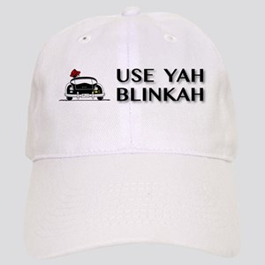 Use Yah Blinkah Baseball Cap