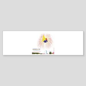 Medellin Bumper Sticker