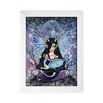 Sapphire Dragon Fairy Gothic Fantasy Art Twin Duve