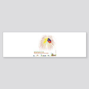 Bogota Bumper Sticker