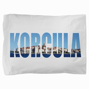 Korcula Pillow Sham