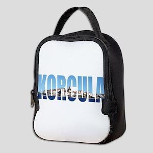 Korcula Neoprene Lunch Bag