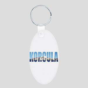 Korcula Keychains