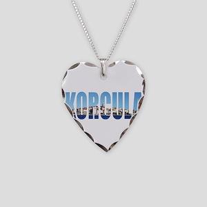 Korcula Necklace Heart Charm