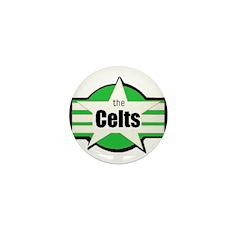 celts logo Mini Button (10 pack)