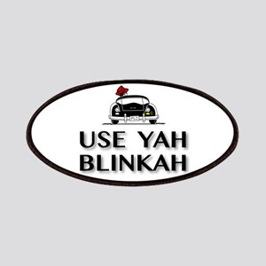 Use Yah Blinkah Patches