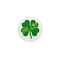 celtic tag Mini Button (10 pack)