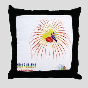 Bucaramanga Throw Pillow