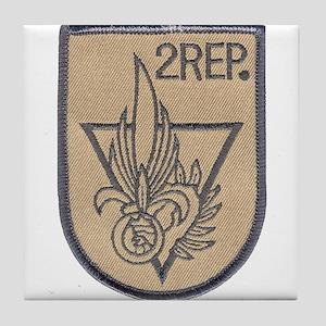 2nd Regiment Legion Tile Coaster