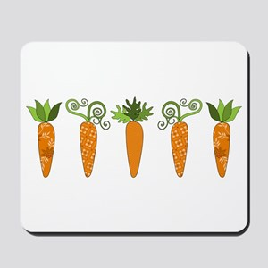 Carrots Mousepad