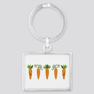 Carrots Keychains