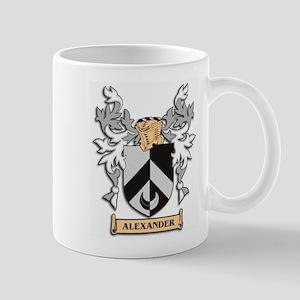 Alexander Coat of Arms Mugs