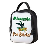 Minnesota You Betcha Neoprene Lunch Bag
