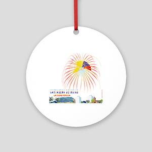 Cartagena Ornament (Round)