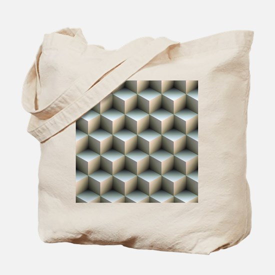 Ambient Cubes Tote Bag