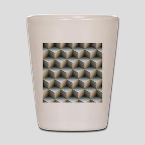 Ambient Cubes Shot Glass