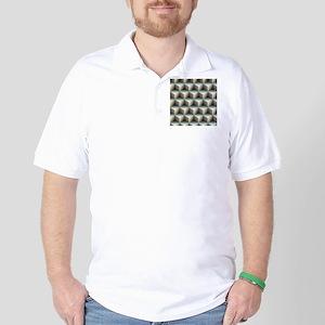 Ambient Cubes Golf Shirt