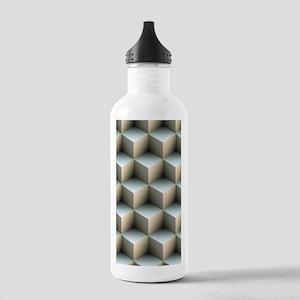 Ambient Cubes Water Bottle