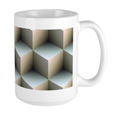 Ambient Cubes Mugs