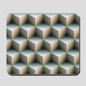 Ambient Cubes Mousepad