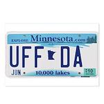 "Minnesota ""Uffda"" Postcards (package Of"