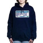 "Minnesota ""Uffda"" Women's Hooded Sweatsh"