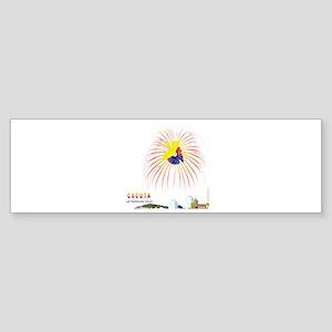 Cucuta Bumper Sticker