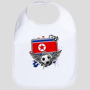 Soccer fans Korea Bib
