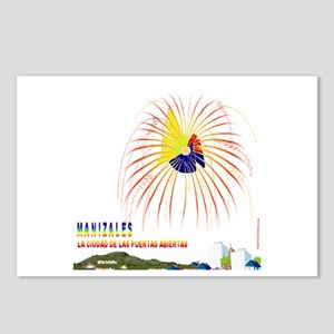Manizales Postcards (Package of 8)