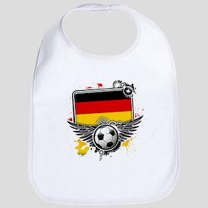 Soccer fans Germany Bib